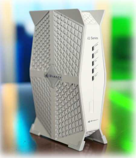 iDirect Evolution iQ Modem