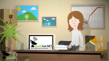 QuickSat.NET Satellite Internet